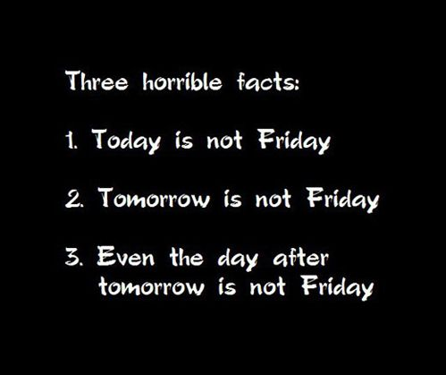 WHY MONDAY?