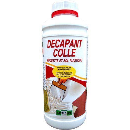 D capant colle moquette et pvc 1l bathroom ideas pinterest ps - Colle miroir leroy merlin ...