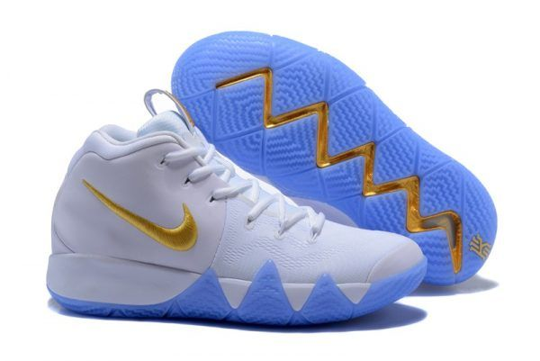 the best attitude 135ea 30251 New Nike Kyrie 4 | AWESOME FOOT GAME in 2019 | Gold ...