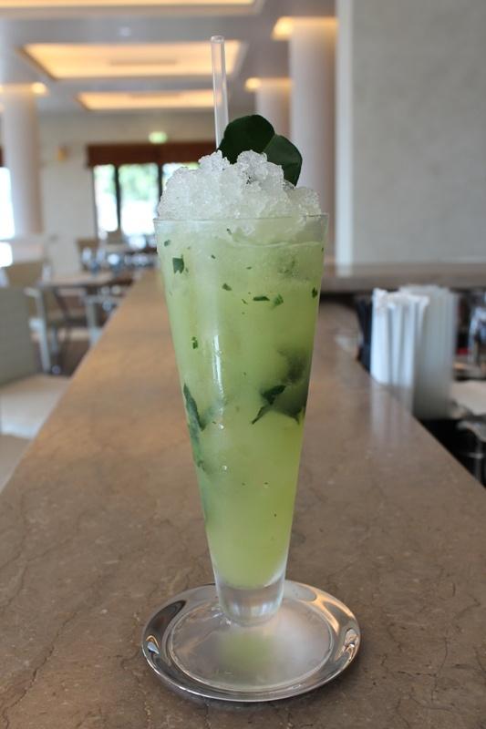Kaffir Lime Long Island Ice Tea