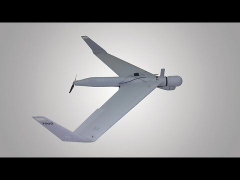 Israel's new kamikaze drone.