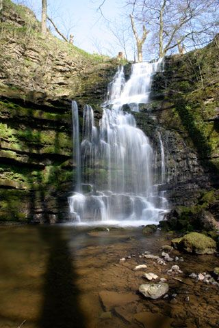Scaleber Force, above Settle