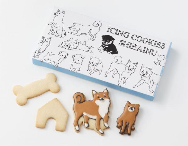 全世界の「柴犬ファン」のみなさまへ かわいすぎて食べられない!? 柴犬のアイシングクッキー 7月24日よりウェブサイトにて予約受付開始|株式会社フェリシモのプレスリリース
