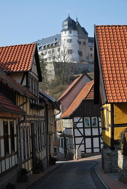 Harz, Duitsland