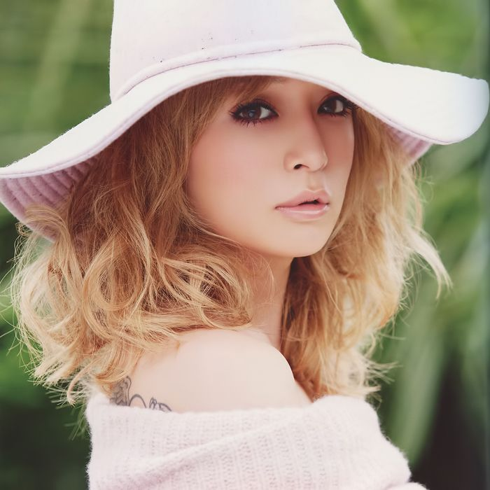 Ayumi Hamasaki in Numero Tokyo