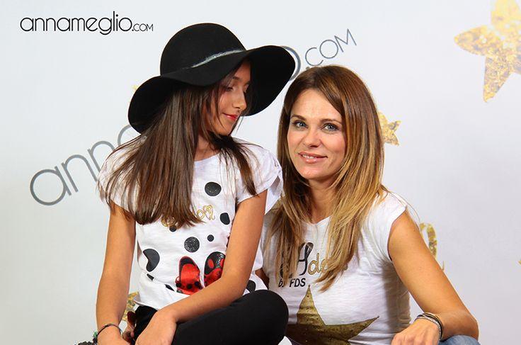 CAPSULE COLLECTION BY HDOLL: Shooting time con la bellissima Hoara Borselli #annameglio #annamegliopeople #fashion #moda #hdoll