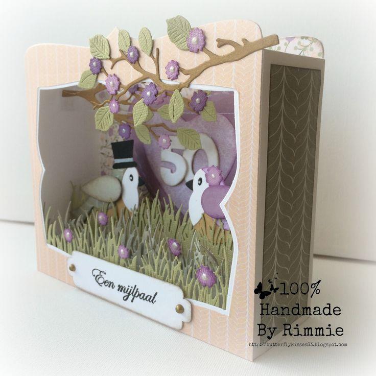 100% Handmade By Rimmie: 50 jaar getrouwd!