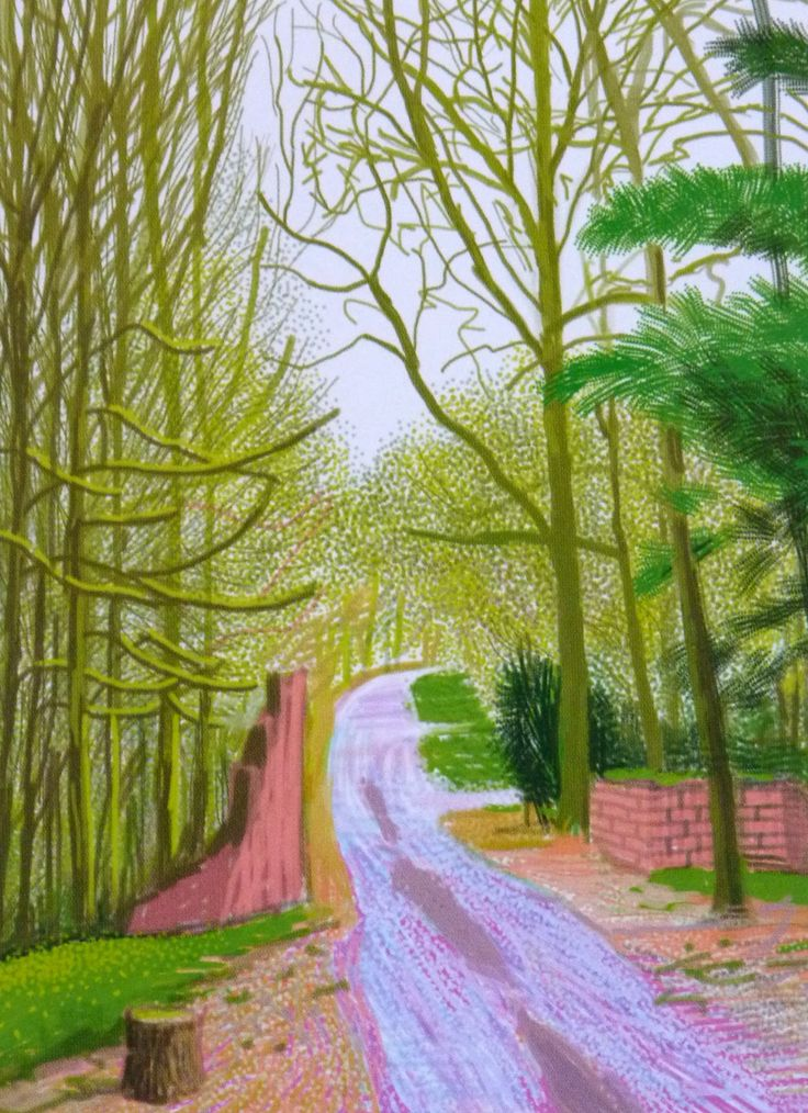 59 best images about david hockney on pinterest olympic for David hockney painting