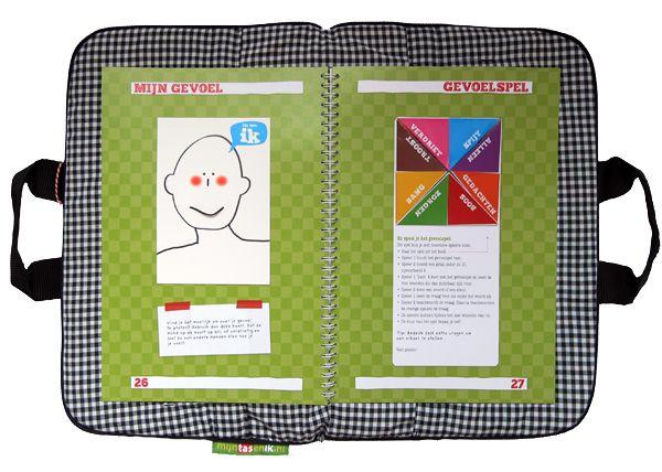 Hulp nodig bij rouwverwerking kind? De herinneringstas helpt bij rouw- en verliesverwerking bij kinderen. Spelenderwijs ontstaat een tas vol herinneringen.