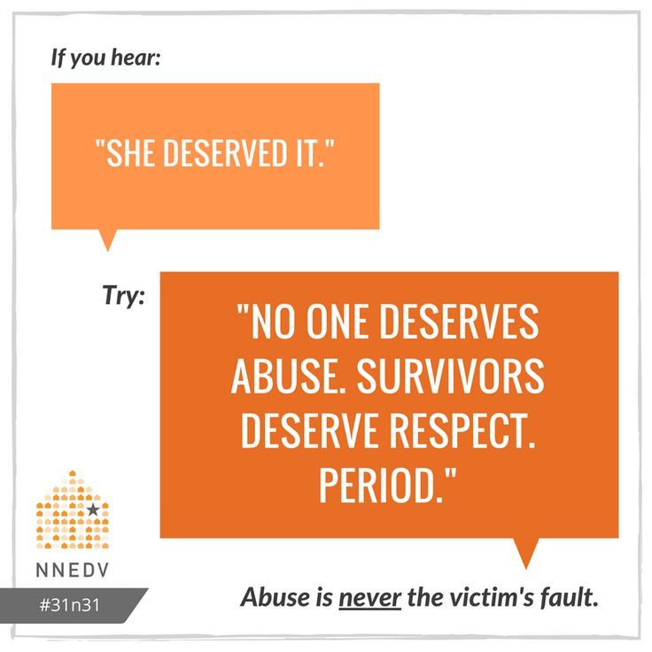 10/31: Respect one another. Period. #31n31 #DVAM2016  Learn more: http://nnedv.org/news/4780-whatireallyreallywant-is-what-we-need.html #WhatIReallyReallyWant