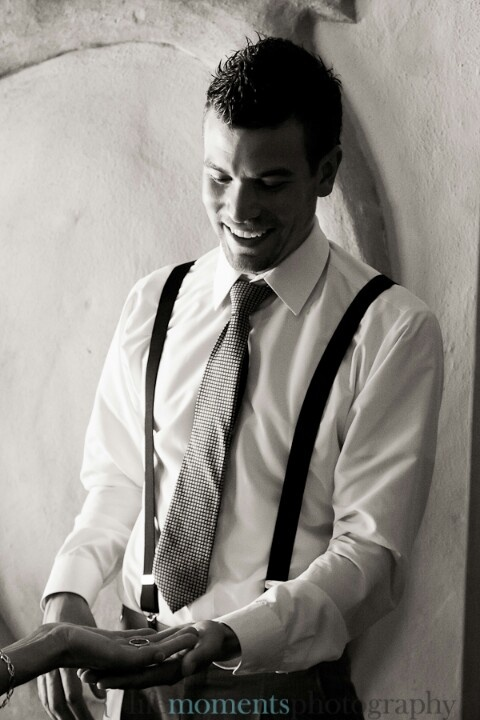Best Man. Wedding Rings. 2012.