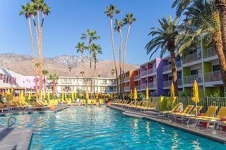Palm Springs - Roadtrip USA 2012   by Mathieu Lebreton