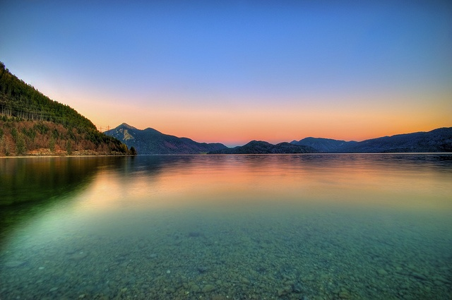 Walchensee - Germany.