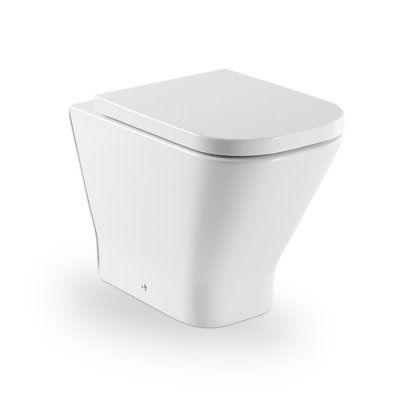 Miska WC stojąca biała Roca Gap A347477000 - wyposażenie łazienek - Lazienkaplus.pl - 547 zł