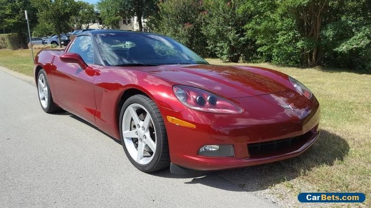 2006 Chevrolet Corvette Base Coupe 2-Door #chevrolet #corvette #forsale #unitedstates