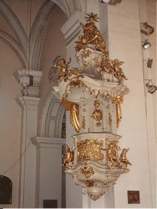 Sv Nicolas in Cesk� Budejovice