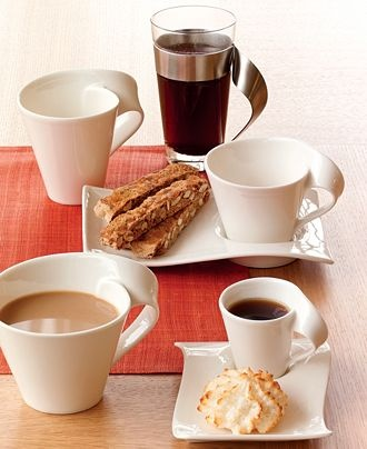 Villeroy & Boch New Wave caffe collection