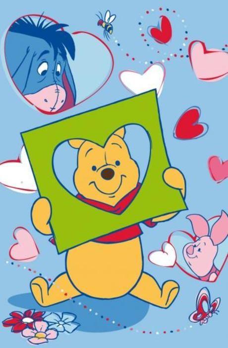 Winnie The Pooh Pigle And Eeyore Winnie The Pooh