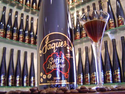 Jaques Coffee Liqueur - Tastings Available | Atherton Tablelands | Queensland | Australia