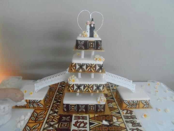 samoan wedding cake designs 17 best images about polynesian wedding ideas on 19638