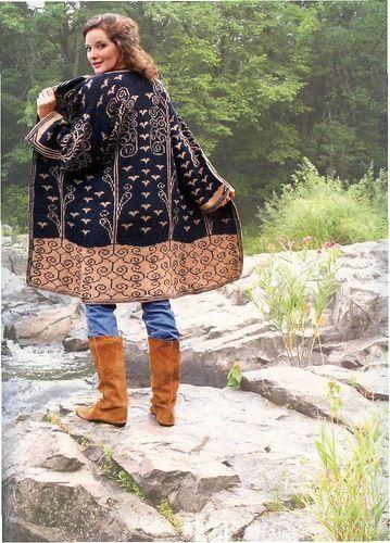 Двухстороннее вязание. / Вязание спицами / Вязание для женщин спицами. Схемы
