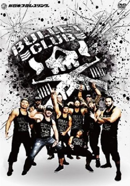 BULLET CLUB officia DVD AJ Styles Anderson NJPW New Japan A.J Wrestling A J WWE