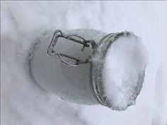 Egy üveg hó - több órás szórakozás :)