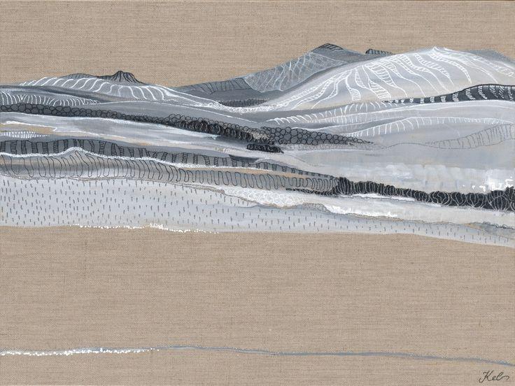 Fowlers Gap Greystone by Kerry Candarakis | PLATFORMstore