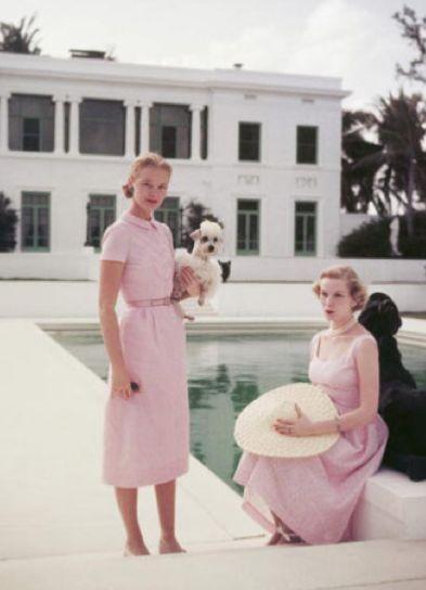 Palm Beach - Slim Aarons