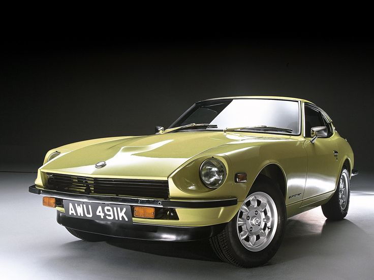 Datsun Was Designed After The Ferrari 250 GT And Made Japanese Cars More  Popular In The USA.