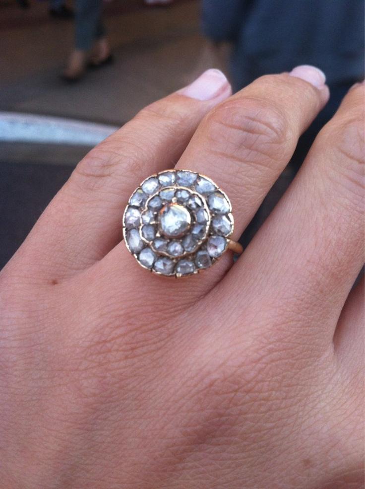 Ashley Madekwe Engagement Ring