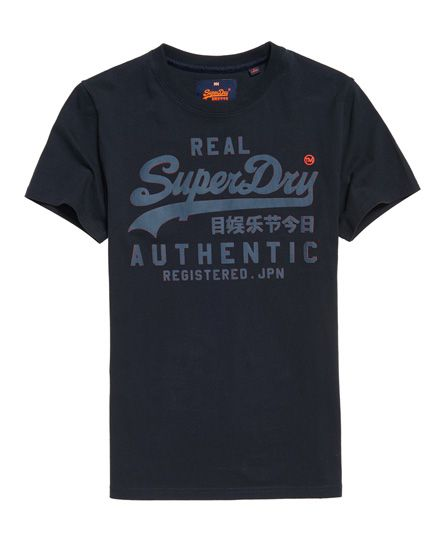 SUPERDRY Angebote Superdry Vintage Authentic Shirt: Category: Herren / T-Shirts / T-Shirt mit Print Item number:…%#Mode%