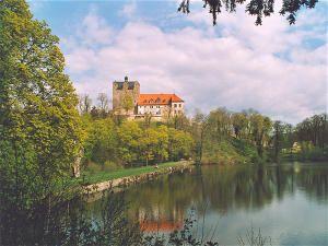 Die Schloss Ballenstedt
