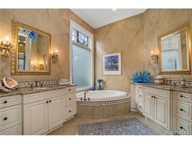 Best Naples Florida Heavenly Bathrooms Images On Pinterest