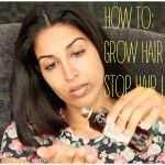 DIY Hair Rinse – How to stop Hair from Falling out, Stop Dandruff, Get Shiny Hair + Remove Build Up