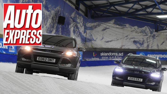 Winter Tyres-4×4 Tyres-A comparison to investigate which is the best? – from Auto Express