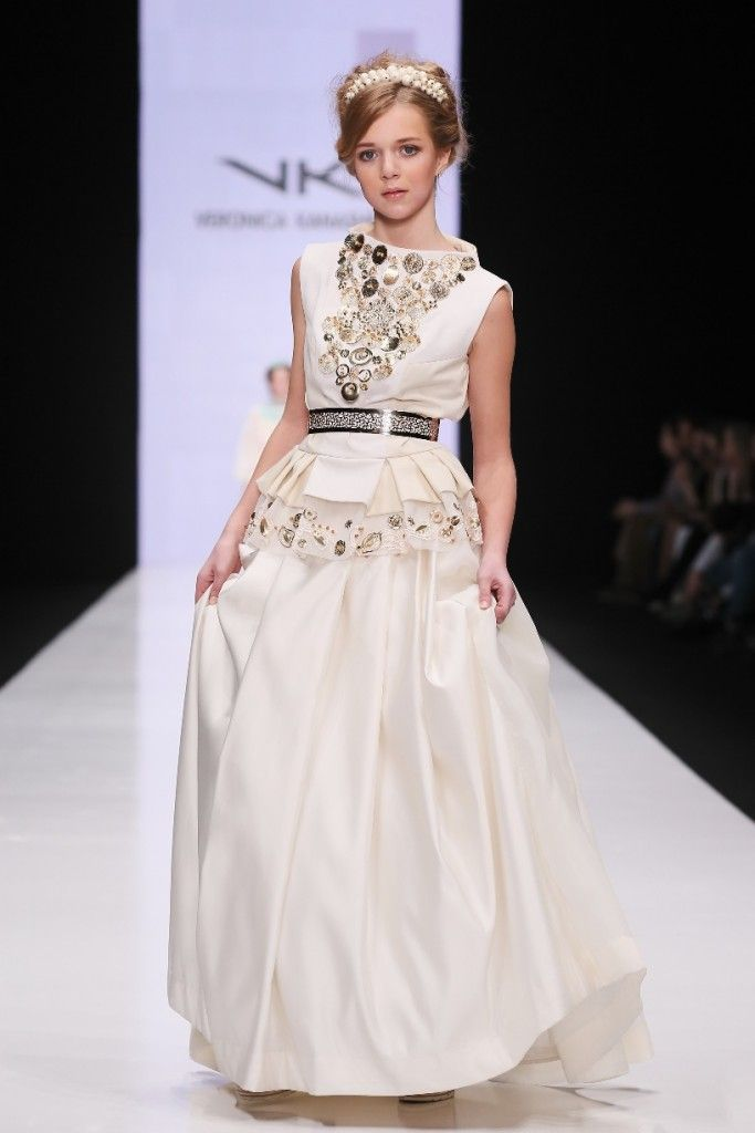 Dress of the day for women by VERONICA KANASHEVICH - PickyView Fashion, Travel and Reviews