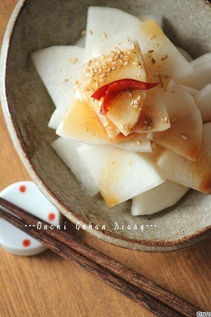 柳川香織のおうちごはん日記|レシピの女王 daikonnchineese.jpg