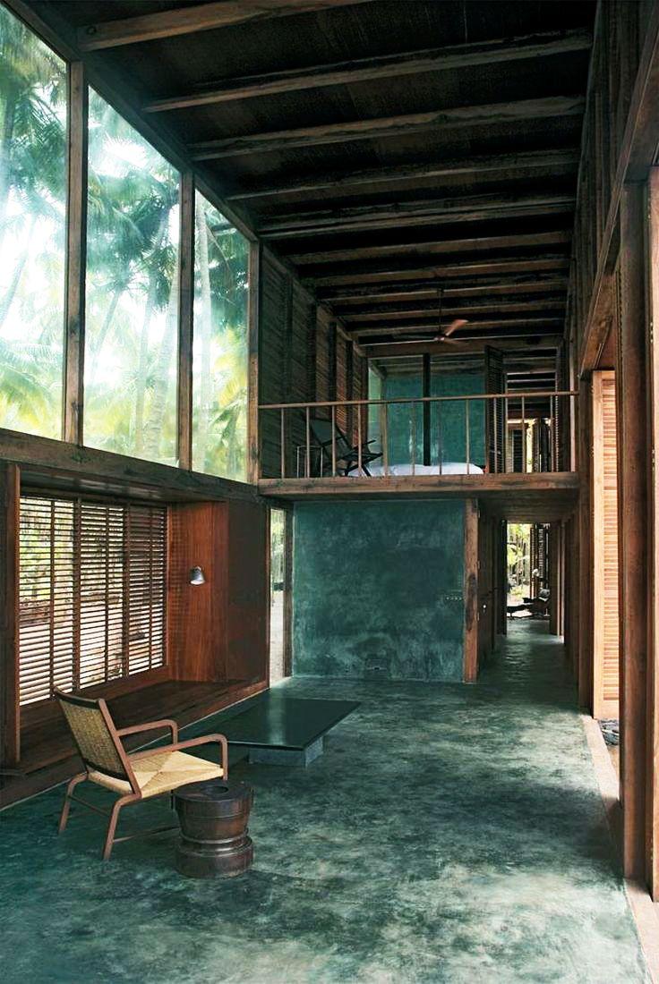 Palmyra house • 2007 • maharashtra india • studio mumbai www studiomumbai