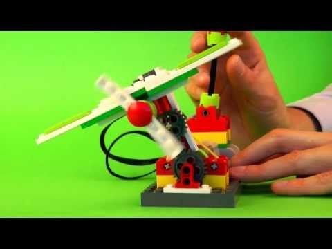 Plane - LEGO WeDo - YouTube