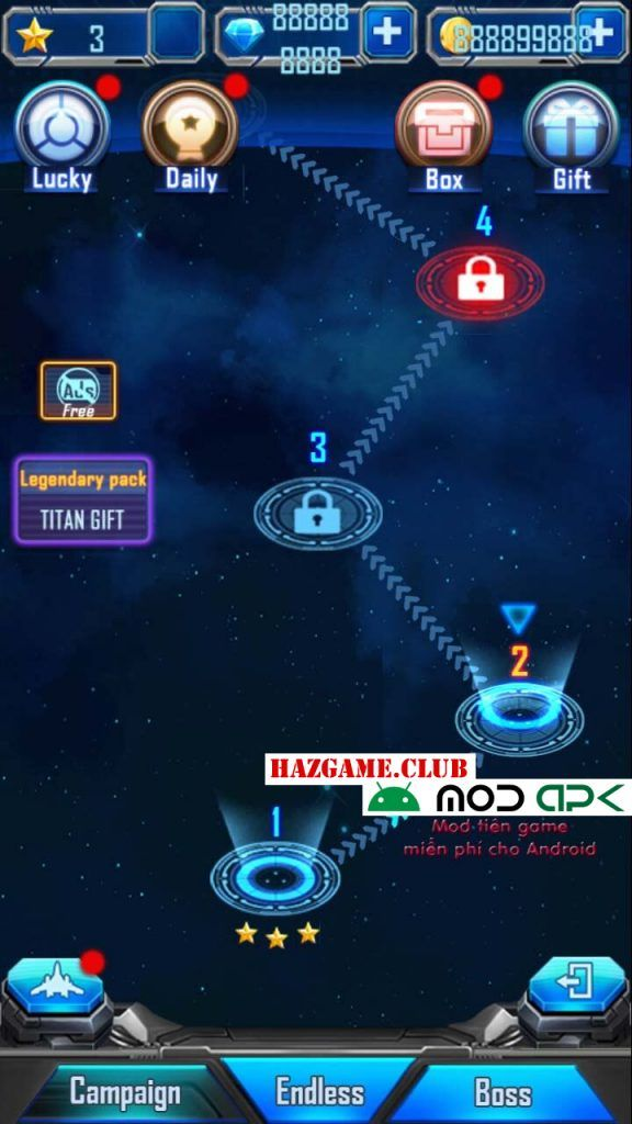 Theme Galaxy Mod Apk