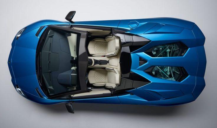2018 Lamborghini Aventador S Roadster Revealed: Specs, Pics and Price