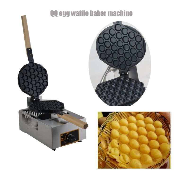 High quality China Gas QQ egg cake machine factory Gas QQ cake machine on sale