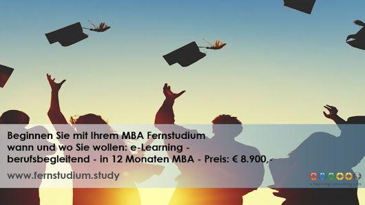 http://fernstudium.study | NEU! Starte jetzt in dein MBA-Fernstudium - wann und wo du willst - berufsbegleitend - ohne Präsenz - in 12 Monaten | Starten Sie Ihr MBA Fernstudium ohne Präsenztage, wann Sie wollen. Zusätzlich bieten wir ebenso MBA Fernstudiengänge mit Präsenztagen an.