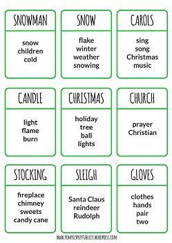 Taboo Christmas
