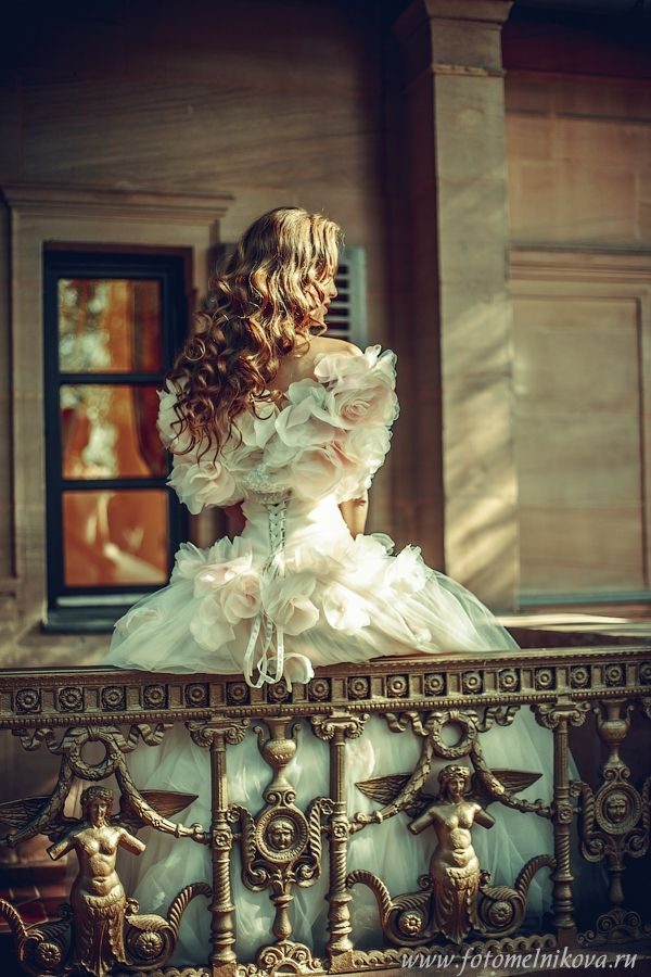 magical architecture and fairytale fashion