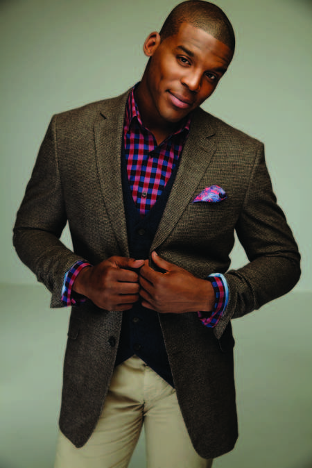Baller Alert's Morning Wood Super Bowl Edition: Cam Newton (Carolina Panthers) - Baller Alert.com