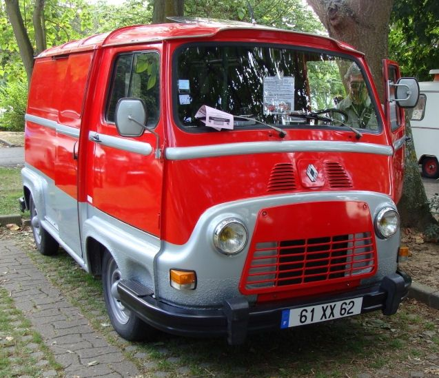 40 best images about renault estafette on pinterest for Garage volkswagen herault