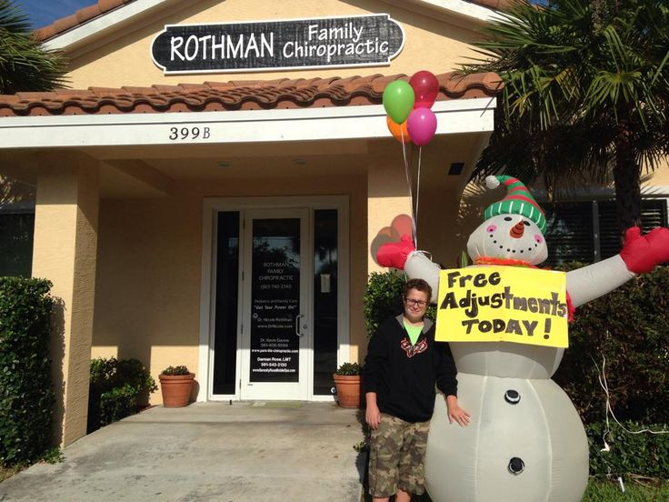 Dr Nicole Rothman Of Family Chiropractic In Boynton Beach FL Employs A Clean