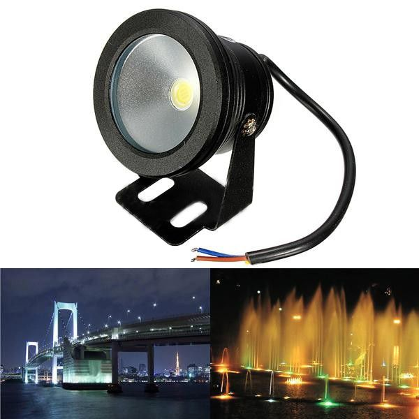 12v Led Landscape Lights In Christmas With Images Led Flood